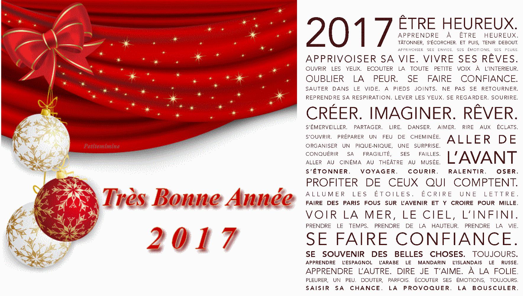 Assez Bonne année 2017 - Blog arts graphiques de S.L.O RE65